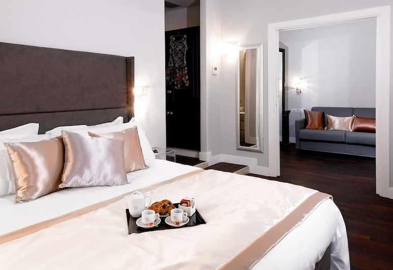 Piazza di Spagna Suite de Charme, Rome, Suite (Suite Charme Spagna), Guest Room
