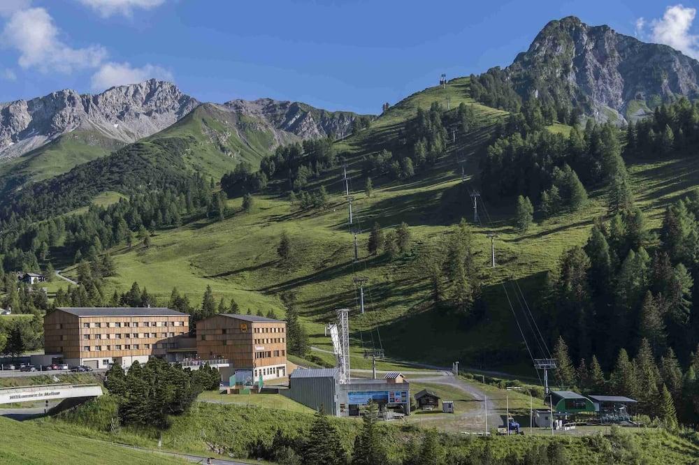 Kamar Triple - Pemandangan Pegunungan