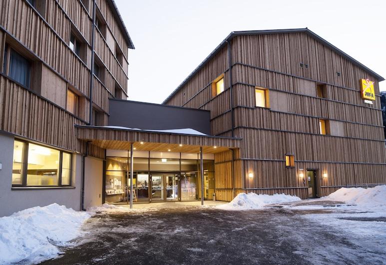 JUFA Hotel Malbun - Alpin-Resort, Triesenberg, Hotellinngang