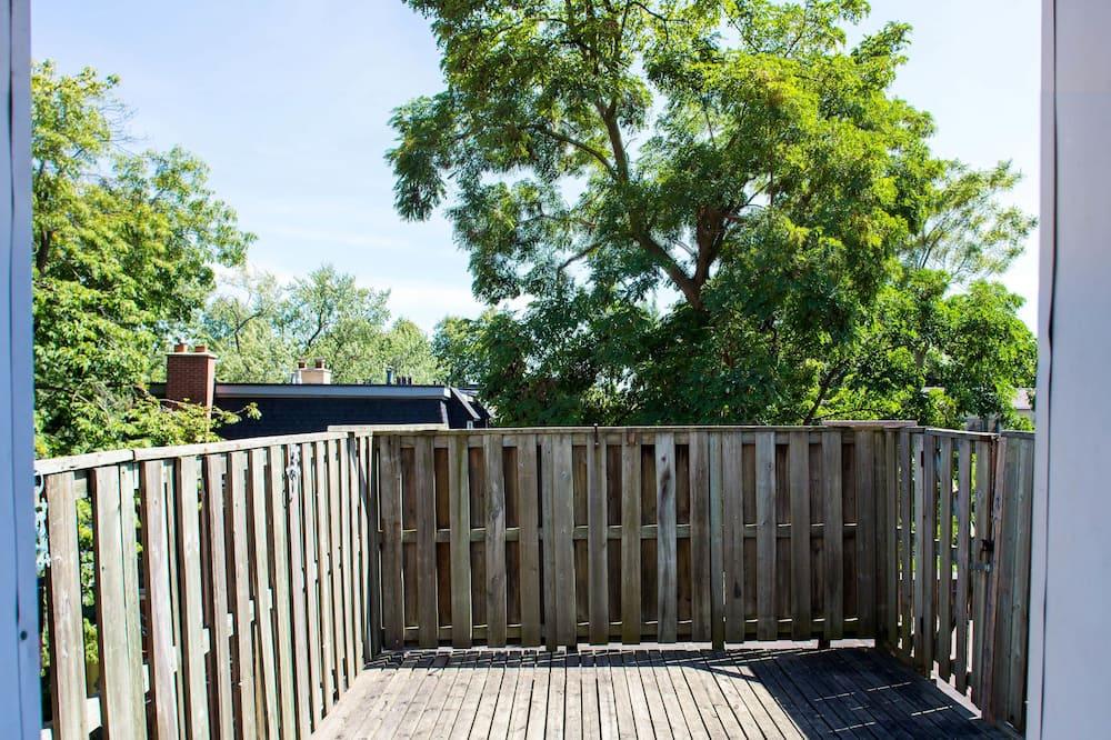 Comfort-studiosuite - flere senge - Terrasse/patio