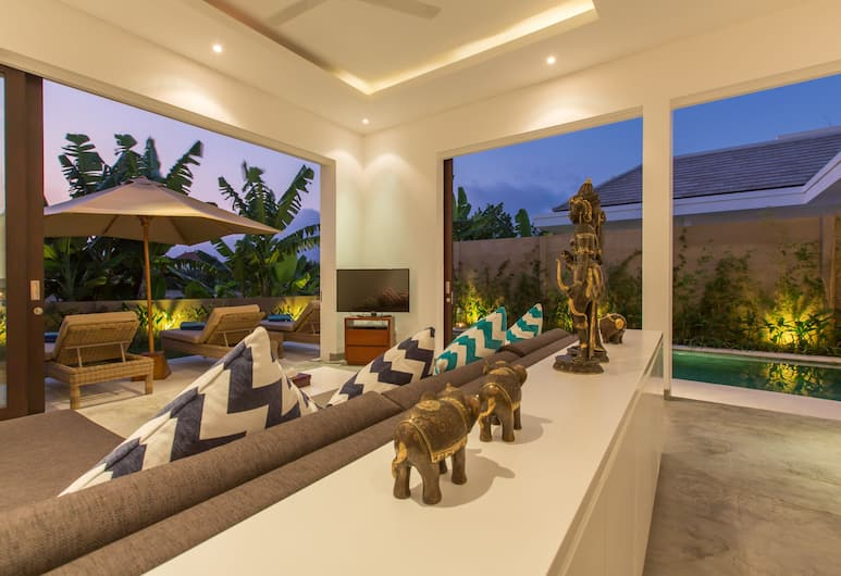 Gajah Villas Bali by Nagisa Bali, Seminyak, Living Area