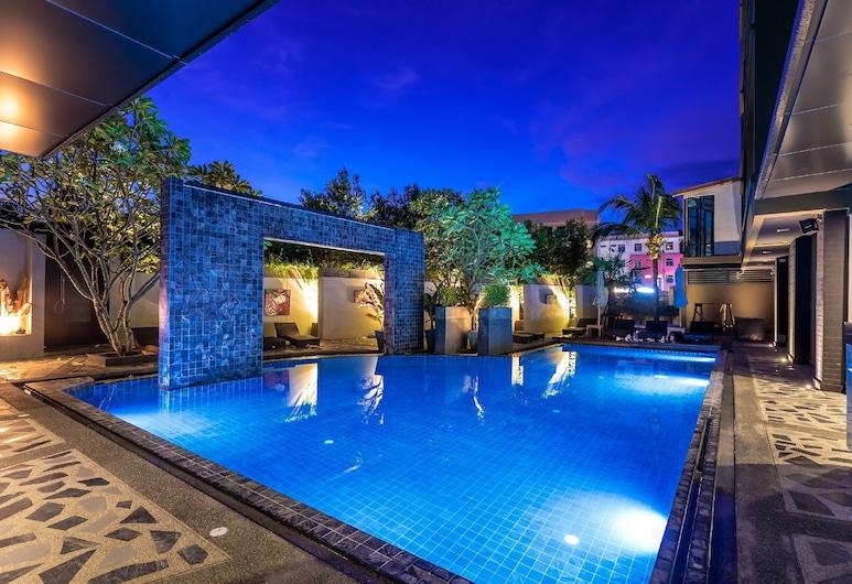 마지 디자인 호텔 바이 칼리마, 파통, 야외 수영장