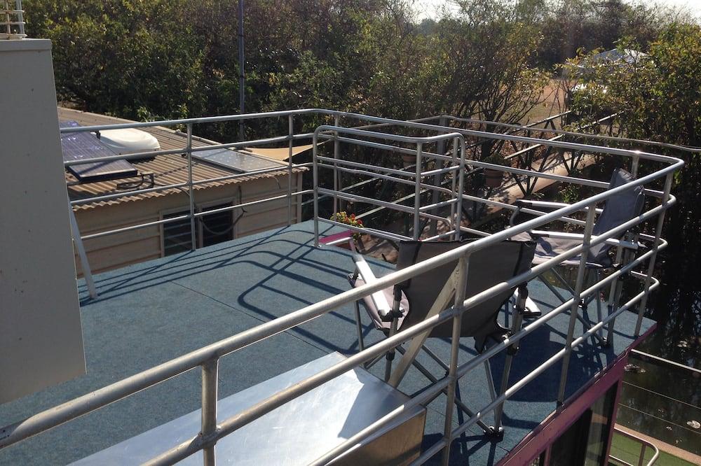 Standarta māja - Balkons