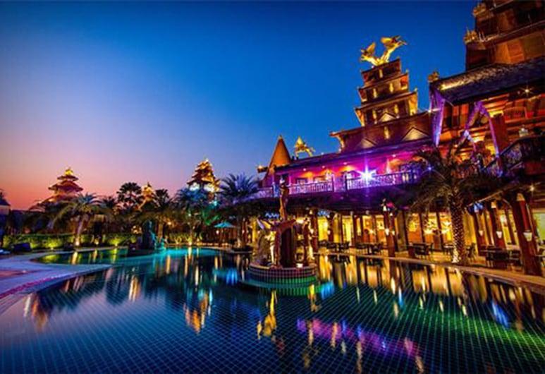 Ammata Lanta Resort, Bang Phli, Alberca al aire libre