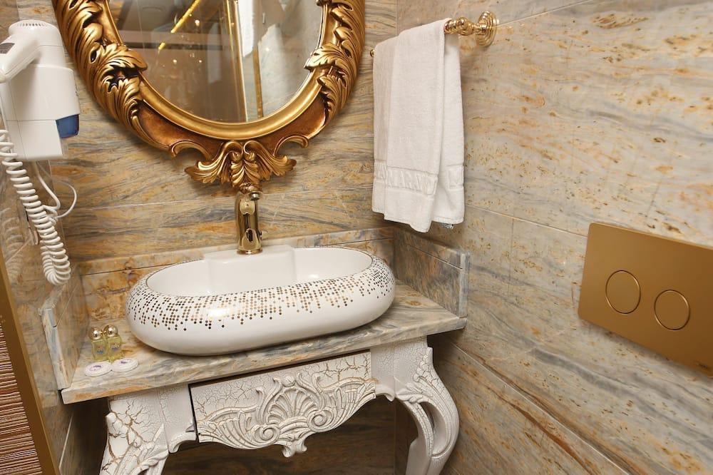 豪華單人房, 城市景觀 - 浴室