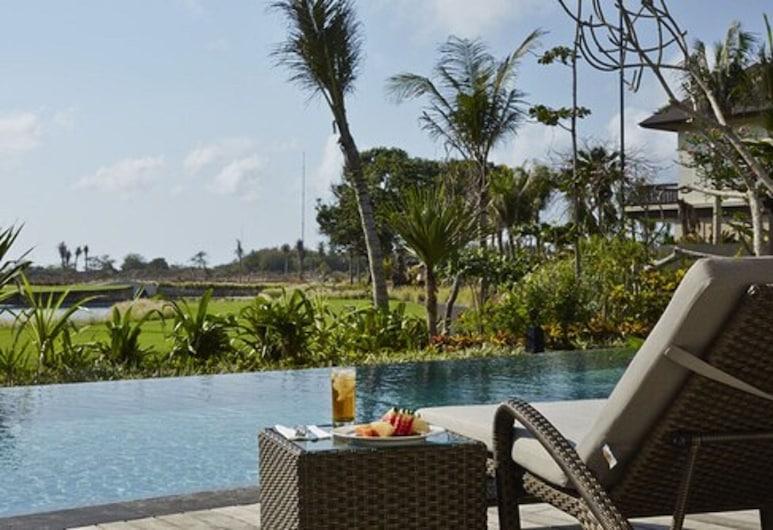 Bali National Golf Villas, Nusa Dua, מרפסת שמש