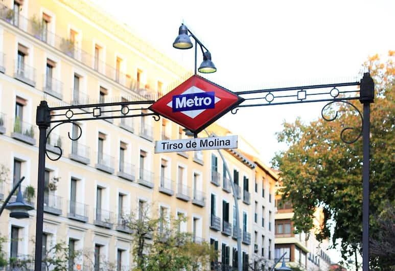 Way Hostel , Madrid, Außenbereich