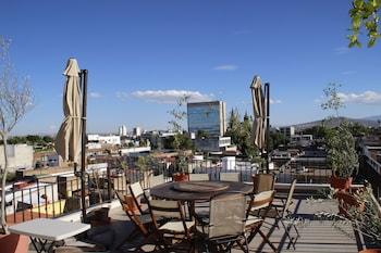 Bild vom Suites Chapultepec in Guadalajara