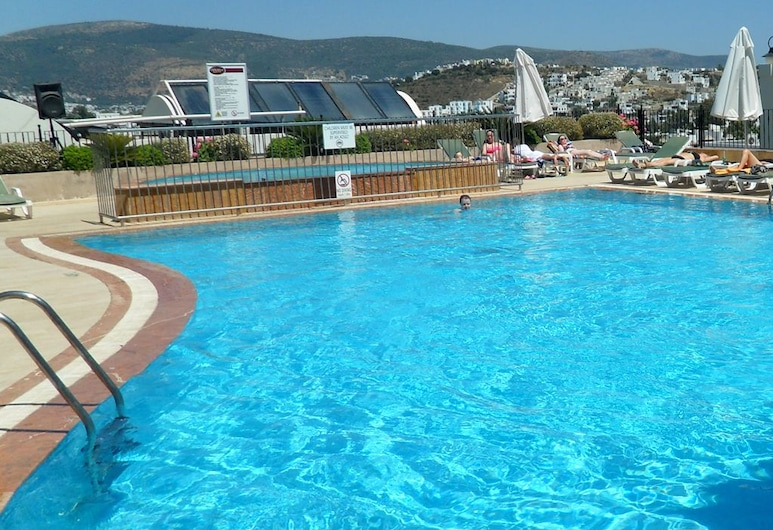 Ozukara 2 Apart, Bodrum, Outdoor Pool