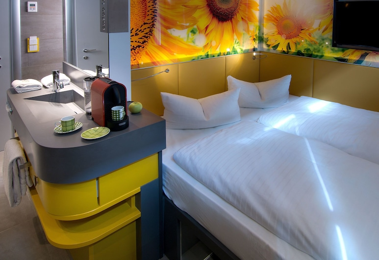 Buddy Hotel, Munich, Double Room (10 m²), Guest Room