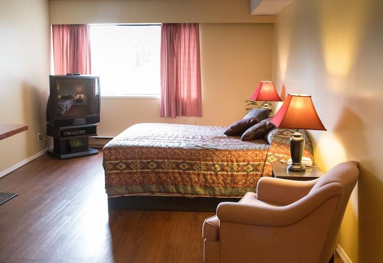 Providence Place Inn, Port Hardy, Zimmer