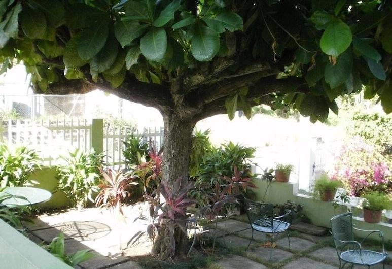 Pineapple Court Hotel, Ocho Rios, Terasz/udvar