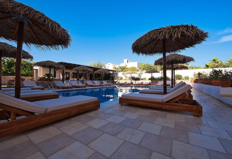 Villa Angira, Santorini, Buitenzwembad