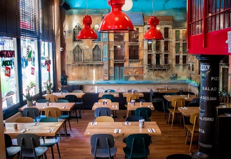 Hotel Doria, Amsterdam, Reštaurácia