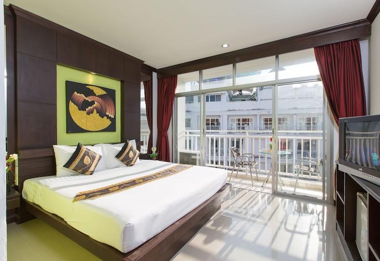 Patong Buri Hotel, Patong, King Superior , Quarto