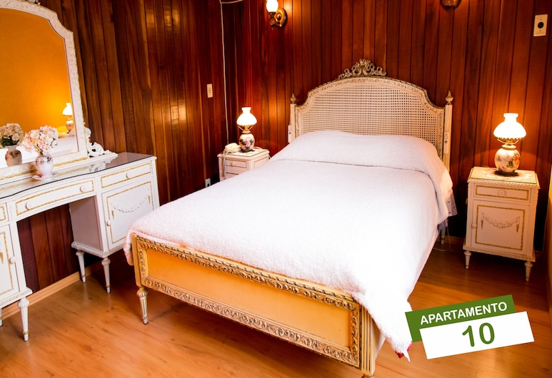 Pousada Vale Verde, Campos do Jordao, Exclusive Double Room, 1 Double Bed, Guest Room