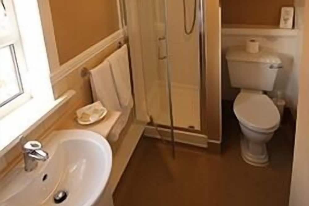 Familienzimmer, mit Bad, Meerblick (Balcony) - Badezimmer