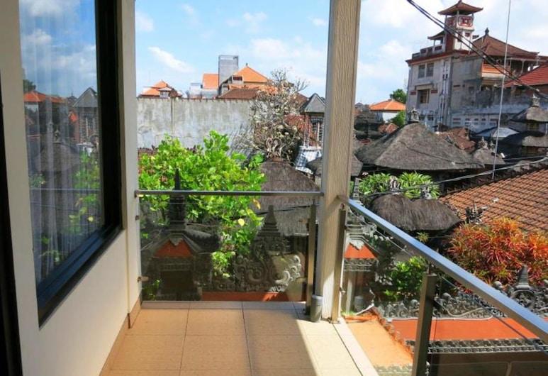 Kuta EcoStay, Kuta, Deluxe Room, Balcony