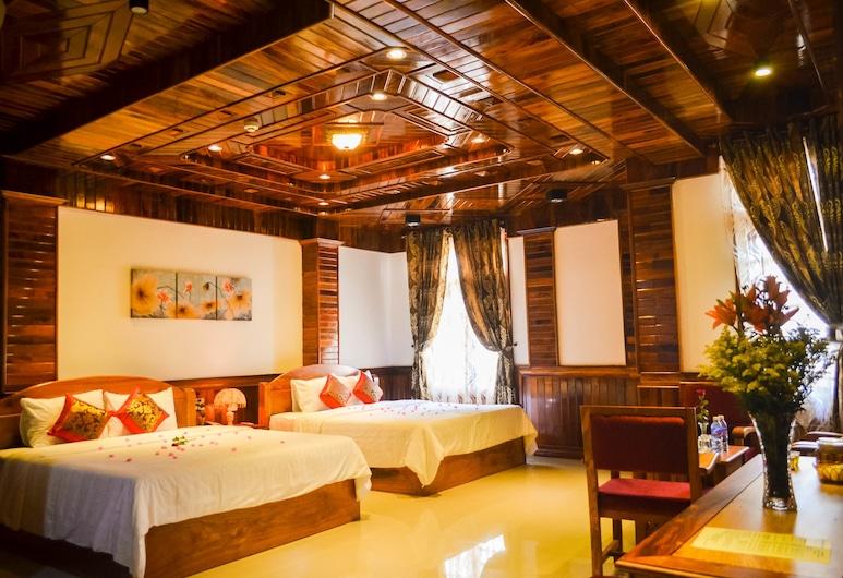 桑桑飯店, 峴港, 家庭開放式套房, 客房