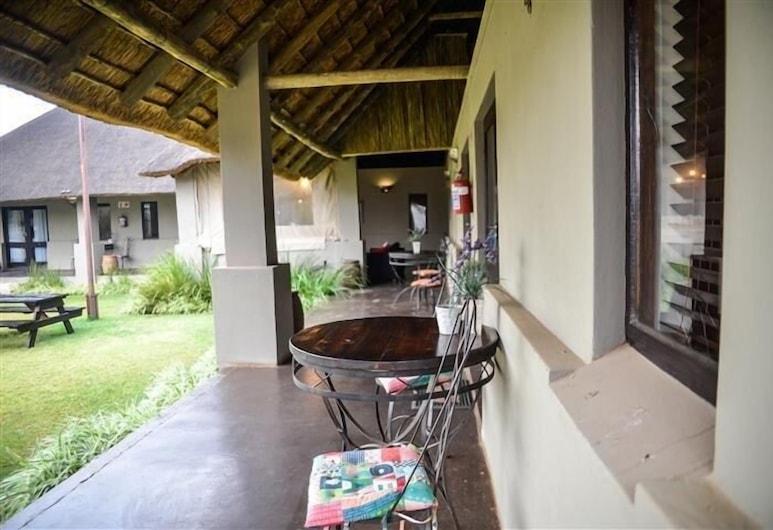Monte Christo Country Lodge, Bloemfontein, Terrass