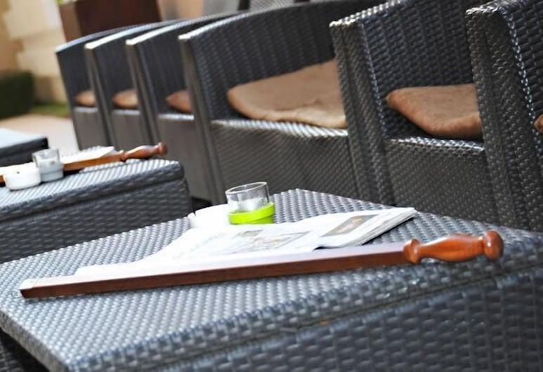 Hotel Margherita, Rimini, Lobby társalgó
