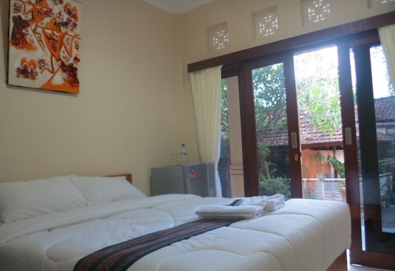Sari Buana Bed & Breakfast, Kuta, Phòng đôi Deluxe, 1 phòng ngủ, Không hút thuốc, Phòng