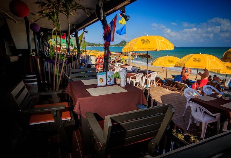 拉邁海灘別墅酒店, 蘇梅島, 入口
