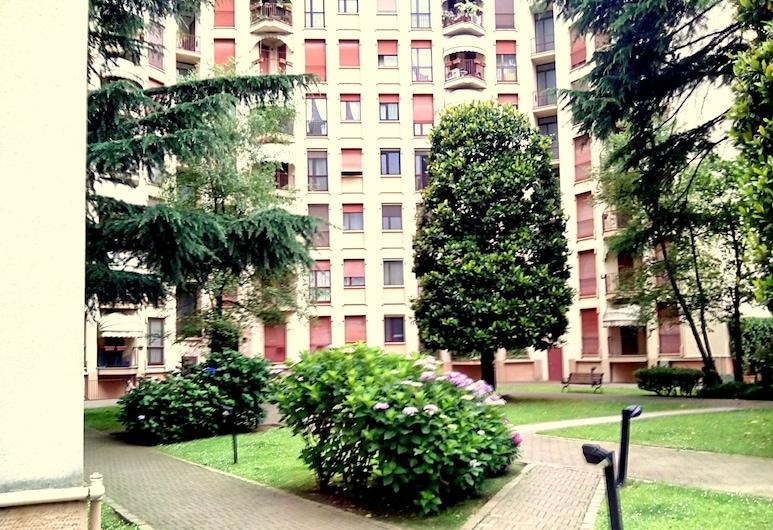 شقق فيرتشالي الفاخرة, Novara, حديقة