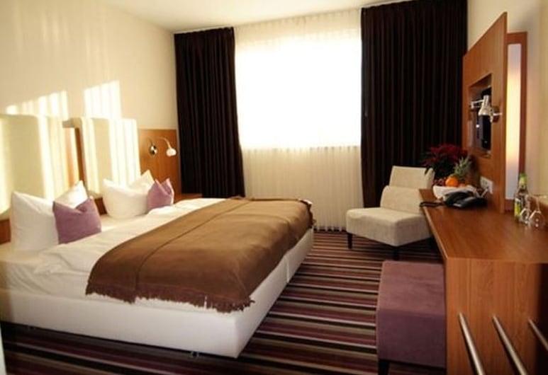 Qualitel Hotel Hilpoltstein, Hilpoltstein, Habitación doble estándar, 1 cama doble, para no fumadores, Habitación