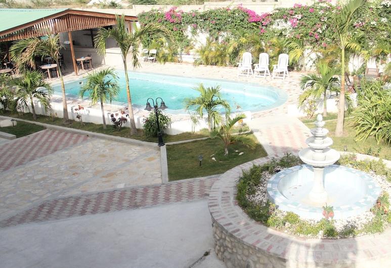 Renaissance Hotel, Port-au-Prince, Aerial View