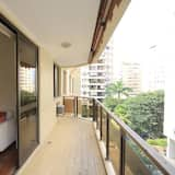 Standard Apartment, 3 Bedrooms, Kitchen - Balcony