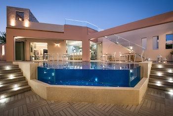 Picture of Omiros Boutique Hotel (Adults Only)  in Rethymnon