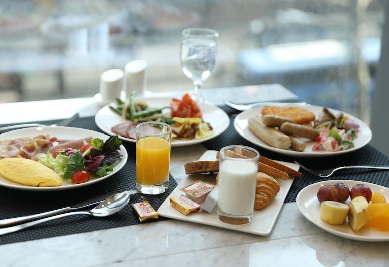 三成佩托飯店, 首爾, 早餐區