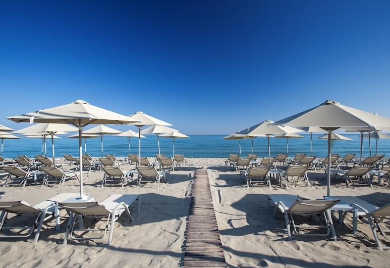 Atlantis Beach Hotel, Rethymno, Playa
