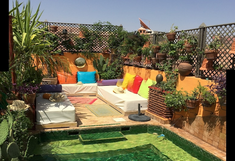 Riad CharCam - Adults Only, Marrakech, Outdoor Pool