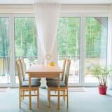 Loft Superior, 1 sypialnia, kuchnia, widok na ogród - Wyżywienie w pokoju