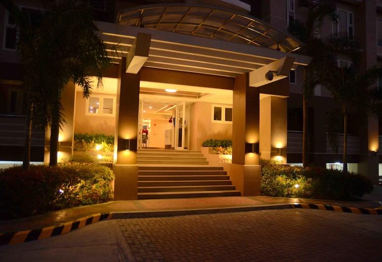Stradella Hotel, Pasigas, Įėjimas į viešbutį