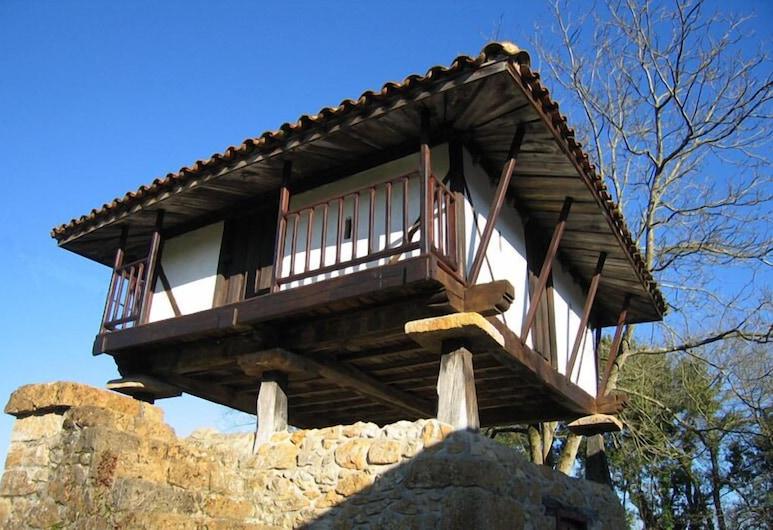 Casa Rural El Pino, Pilona, บ้านพักทราดิชันนัล, 4 ห้องนอน, ลานระเบียง/นอกชาน