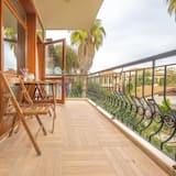 Апартаменты «Делюкс», кухня (Large) - Балкон