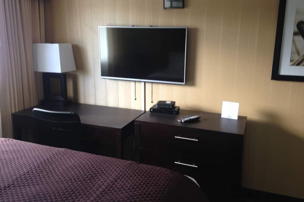 Zimmer, 1King-Bett, Nichtraucher - Wohnbereich