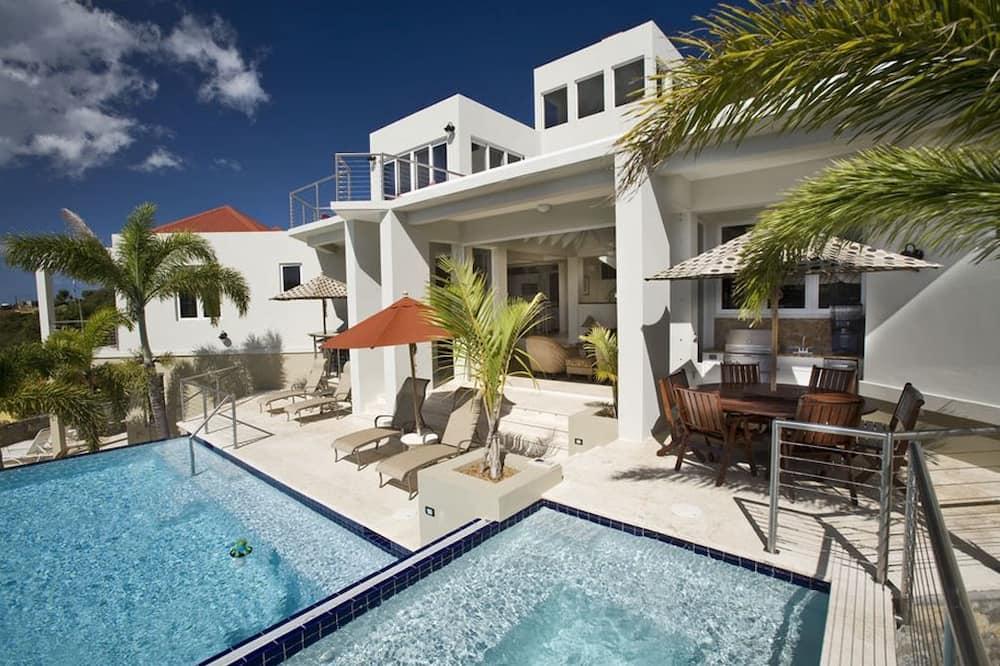 Luxury Villa, 6 Bedrooms - Outdoor Pool