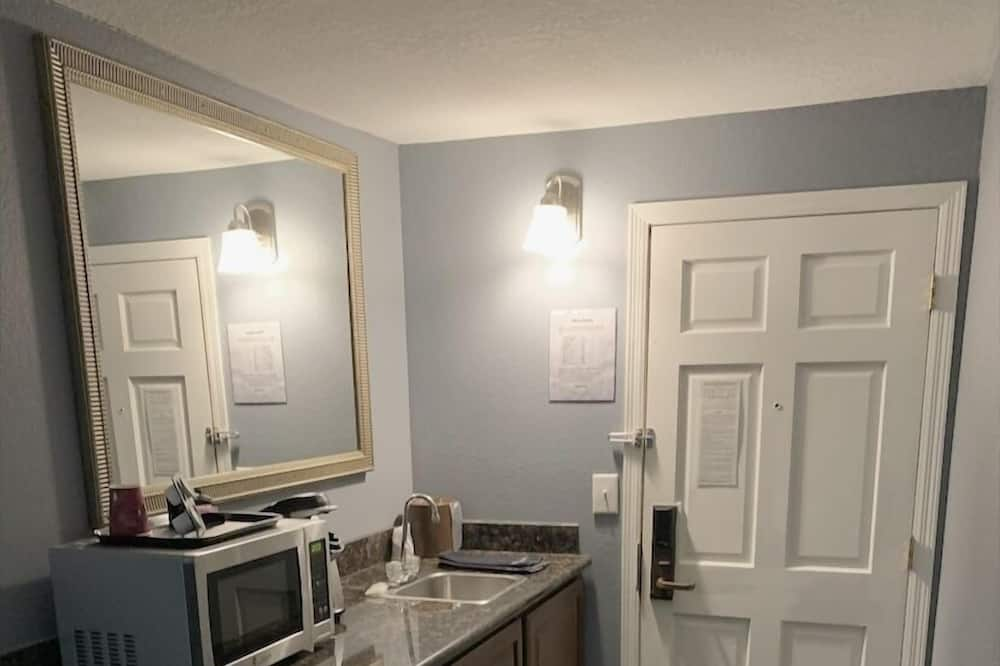 Double Room (Annex) - Living Area