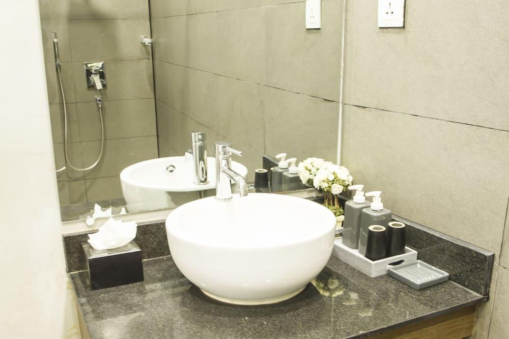 豪華雙人房, 河景 - 浴室