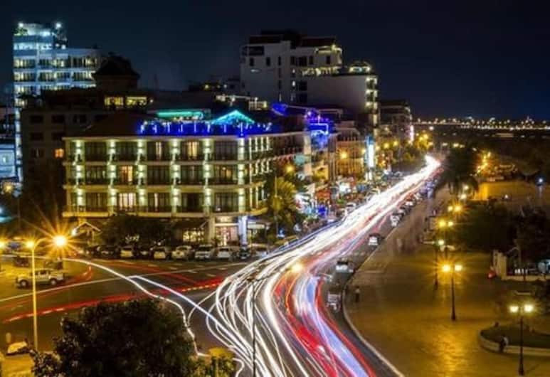 Asiban Quay Boutique Hotel, Phnom Penh, Výhľad z hotela