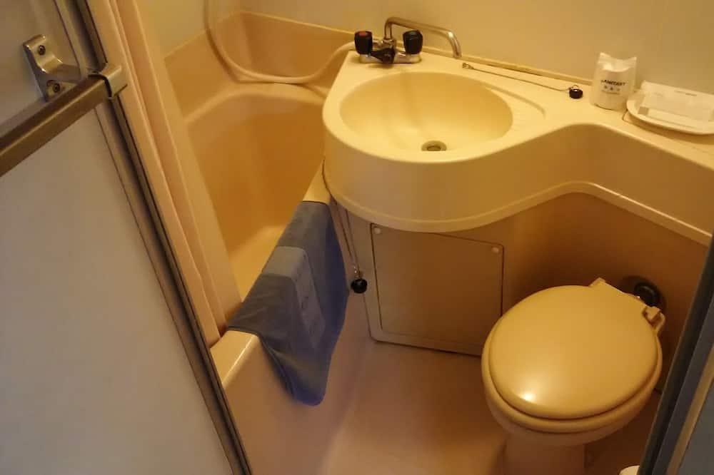 Double Room, Smoking - Bathroom