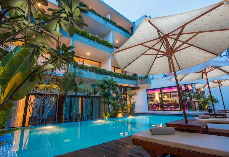 Apsara Residence Hotel, Siem Reap, Basen odkryty