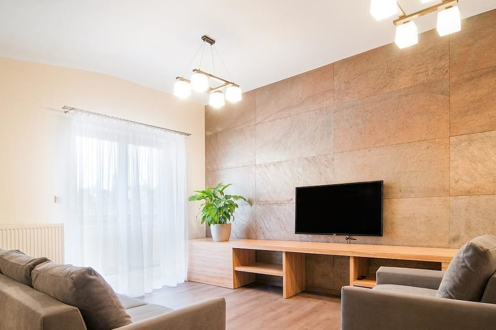 Executive-Apartment - Zimmer