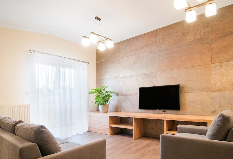 Apartment Bonerowska 5, Krakow, Executive Apartment, Room