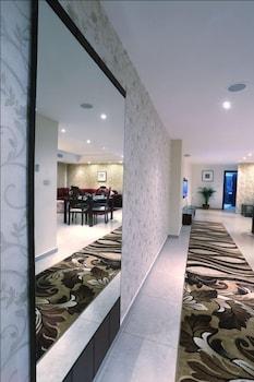 A(z) City Rose Hotel Suites hotel fényképe itt: Ammán