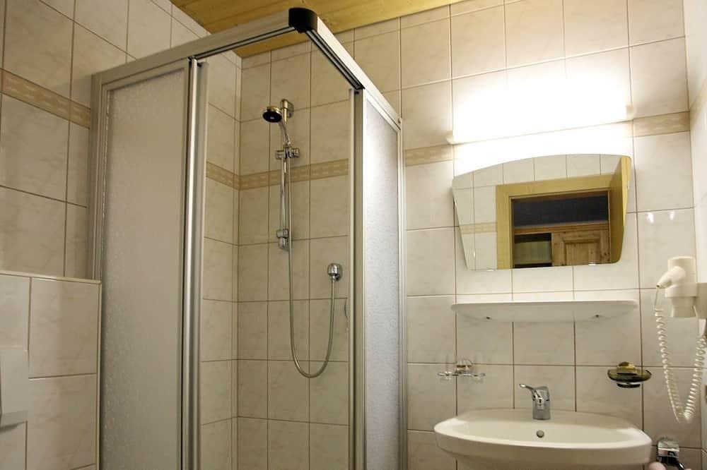 Comfort Double Room, Balcony, Mountain View - Bathroom